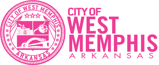 City of West Memphis-pink-social-logo