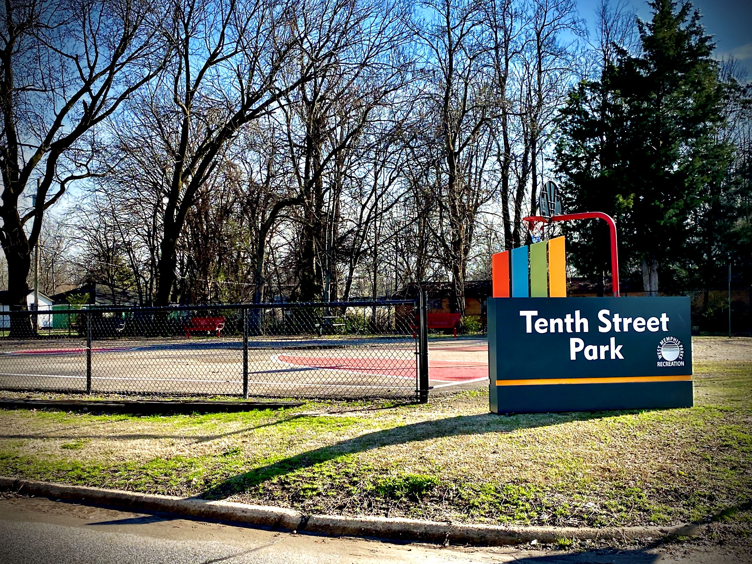 Tenth Street Park West Memphis Parks and Recreation