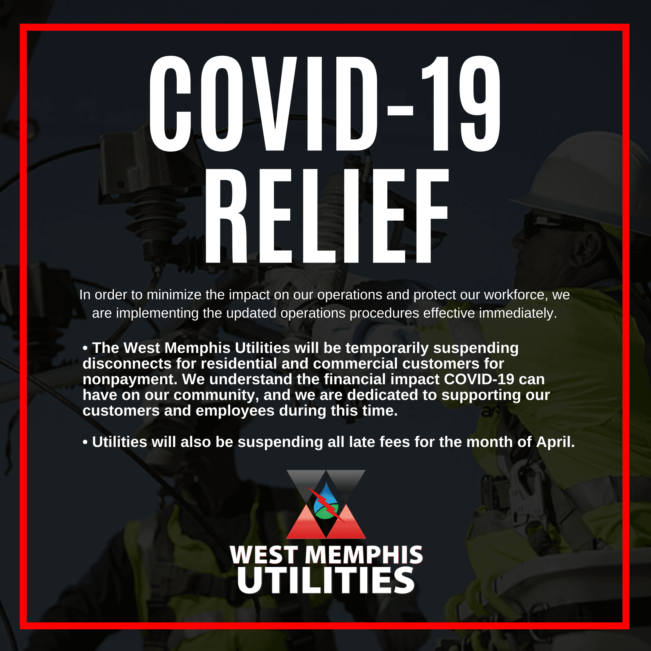 West Memphis Utility Relief Commission