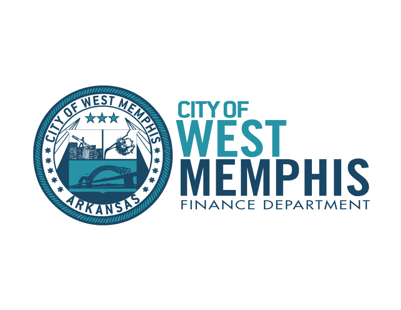 West Memphis Finance Department Logo