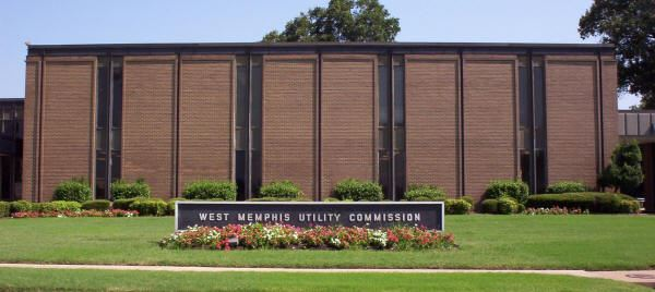 west memphis utility_building